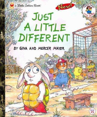 Just a Little Different (Little Golden Book)