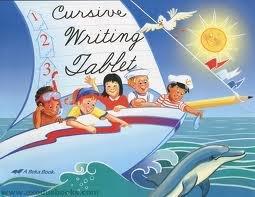 Cursive Writing Tablet