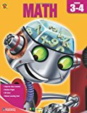 Brighter Child Book Of Math, Grades 3-4 (complete Book Of)