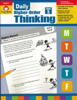 Daily Higher-Order Thinking 5