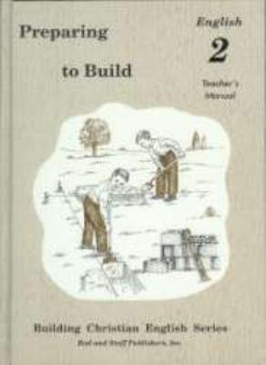 Preparing to Build English 2