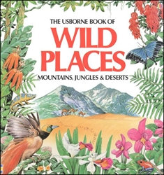 The Usborne Book of Wild Places