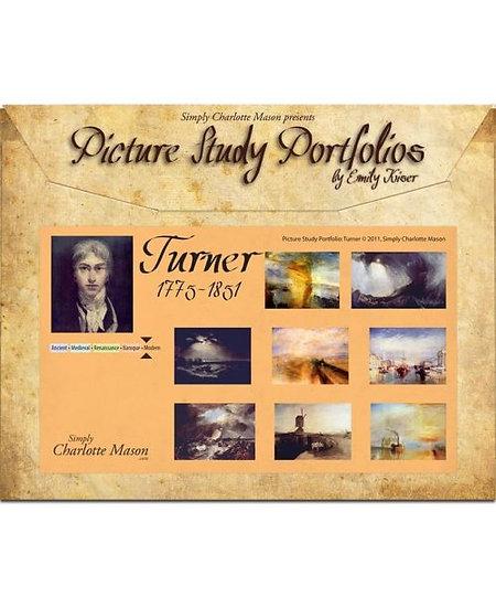 Turner Picture Study Portfolio