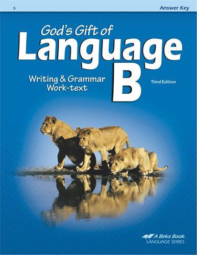Language B Teacher Key