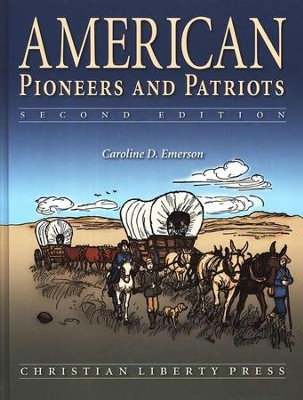 American Pioneers and Patriots