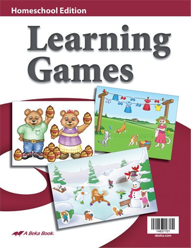 Learning Games, Homeschool Edition