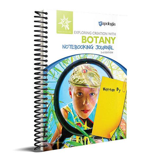 Botany Notebooking Journal