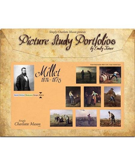 Millet Picture Study Portfolio