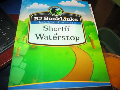 BJ Booklinks, Sheriff at Waterstop, set.