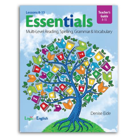 LOE Essentials Teacher Guide 8-15
