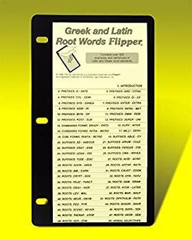 Greek & Latin Root Words Flipper