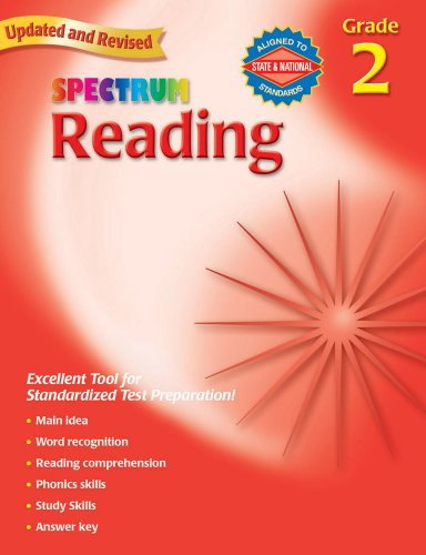 Spectrum Reading Grade 2