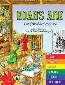 Noah's Ark Pre-School Activity Book