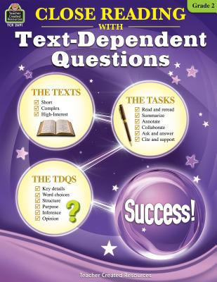 Close Reading with Text-Dependent Questions