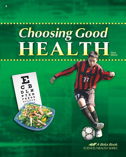 Choosing Good Health Set 4pcs