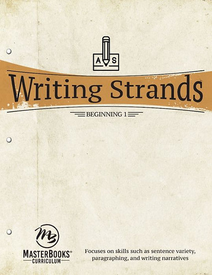 Writing Strands: Beginning 1