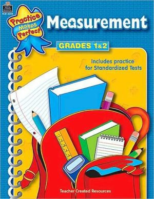 Measurement Grades 1-2: Measurement Grades 1 & 2 (Mathematics)