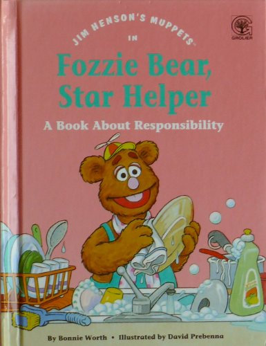 Fozzie Bear, Star Helper: A Book About Responsibility (Val