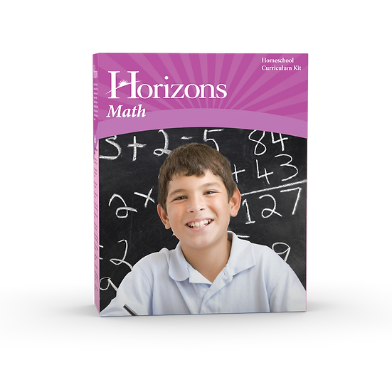 Horizons Math 4th Grade Complete Set