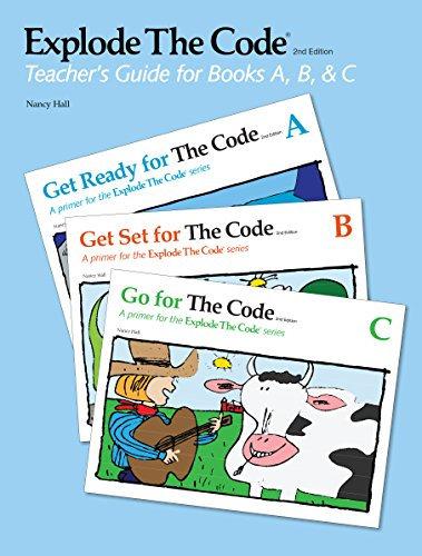 Explode the Code: Books A, B, & C