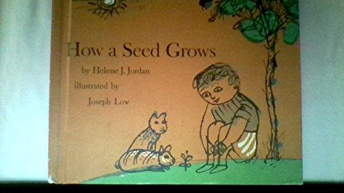How a Seed Grows (Let's-Read-And-Find-Out Science, Stage 1)