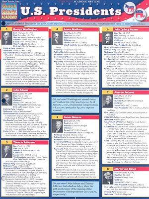 U.S. Presidents (Quick Study Academic)