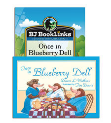 BookLinks Blueberry Dell Guide and Book