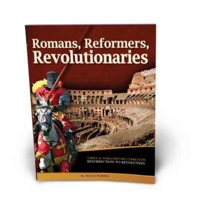 Romans, Reformers, Revolutionaries (7pcs)