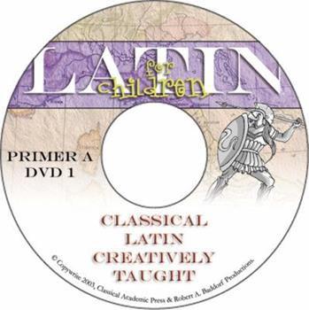 Latin for Children Primer A DVD/CD set