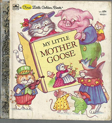 My Little Mother Goose