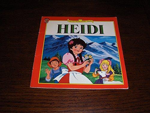 Heidi (Fun-To-Read Fairy Tales)