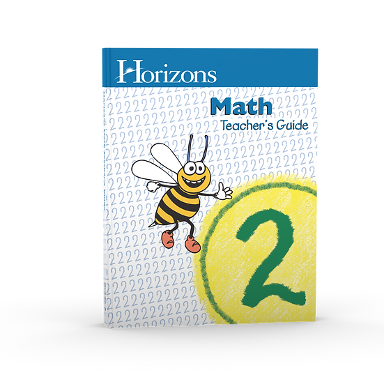 Horizons Math 2nd Grade Teacher's Guide