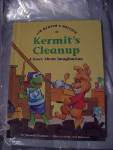 Jim Henson's muppets in Kermit's Cleanup