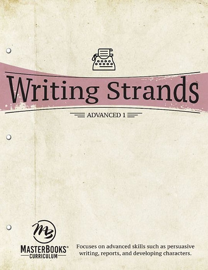 Writing Strands: Advanced 1