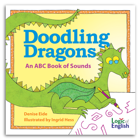 LOE Doodling Dragons: An ABC Book of Sounds