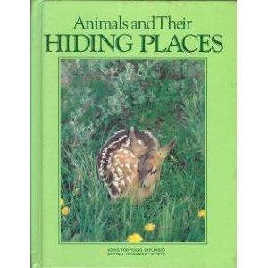 Animals and Their Hiding Places