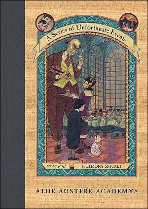 The Austere Academy (Series of Unfortunate Events)