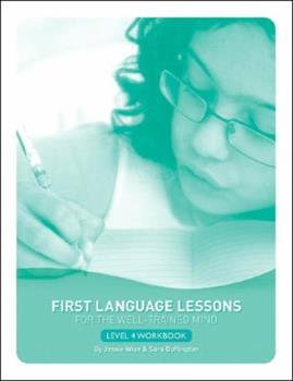 First Language Lessons, Level 4 Workbook