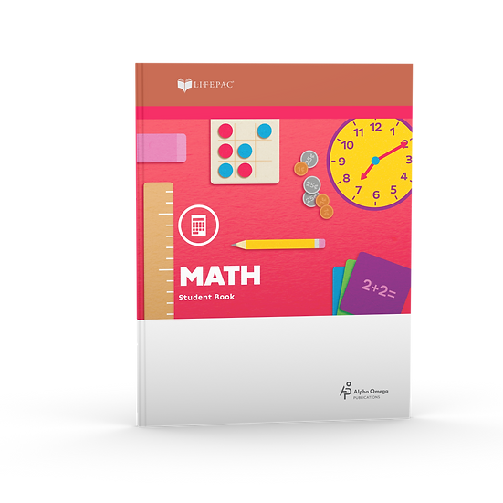 Lifepac Math Kindergarten Teacher's guide