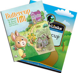 BookLinks Buttercup Hill Guide and Book