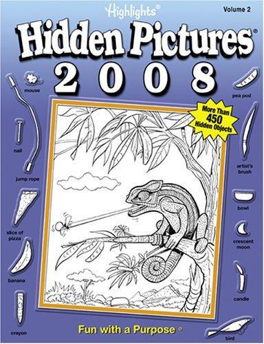 Hidden Pictures 2008 #2