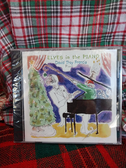 Elves in the Piano: David Troy Francis