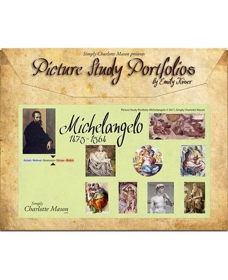 Michelangelo Picture Study Portfolio