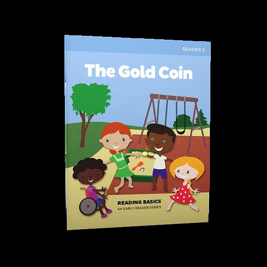 Lifepac Language Arts Grade 1 Reading Basics Book 5: The Gold Coin