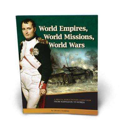 World Empires, World Missions, World Wars (7pcs)
