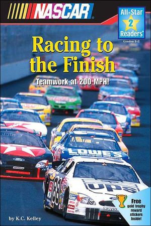 NASCAR Racing to the Finish (All-Star Readers, Level 2)