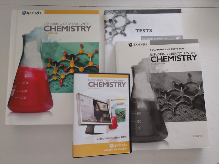 Exploring Creation with Chemistry Set
