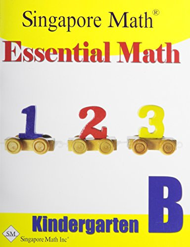 Essential Math Kindergarten B