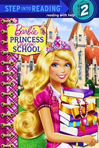 Barbie Princess Charm School (Step 2)