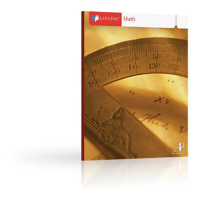 Lifepac Math 8 Set